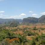 landscape around Viñales